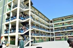 テスファコケブ小学校