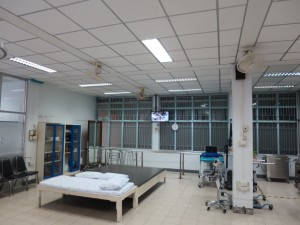 リハビリ室その1