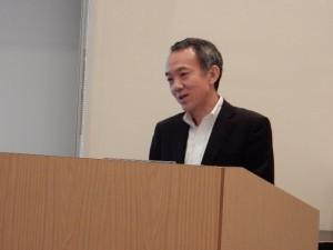 須藤勝義JICA東北支部長